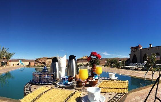 Breakfast in Dar Al Fourssane